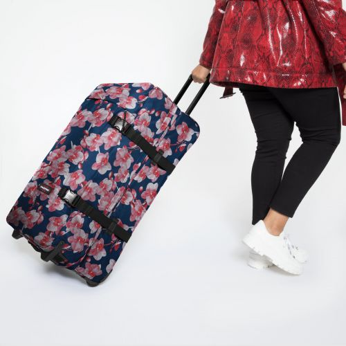 Tranverz L Charming Pink Luggage by Eastpak - view 2