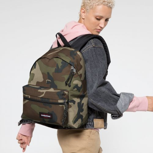 Padded Zippl'r Camo Backpacks by Eastpak - view 2
