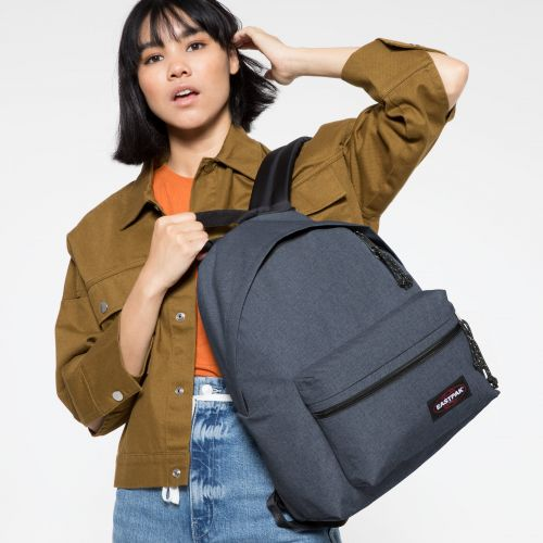 Padded Zippl'r Crafty Jeans Backpacks by Eastpak - view 2