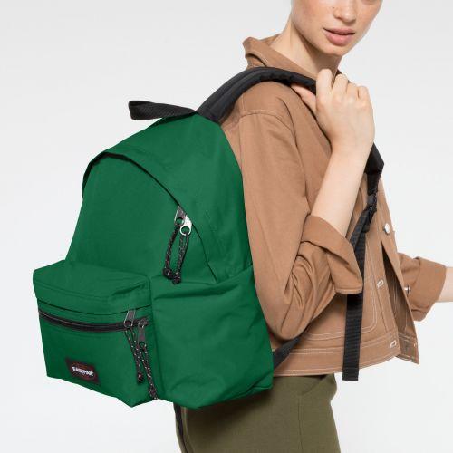 Padded Zippl'r Tortoise Green Backpacks by Eastpak - view 2