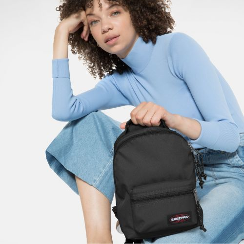 Orbit W Black Backpacks by Eastpak - view 2