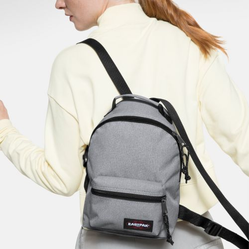 Orbit W Sunday Grey Backpacks by Eastpak - view 2