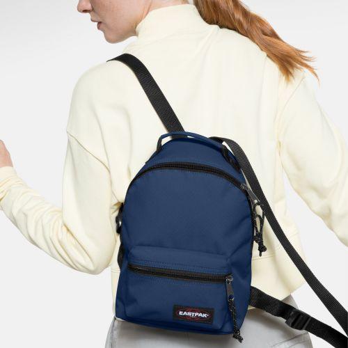 Orbit W Gulf Blue Backpacks by Eastpak - view 2