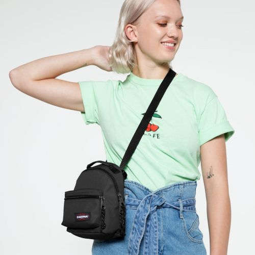 Cross Orbit W Black Backpacks by Eastpak - view 2