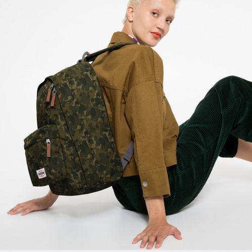 Out Of Office Opgrade Camo Backpacks by Eastpak - view 2