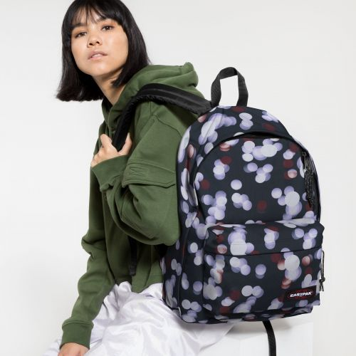 Out Of Office Blurred Dots Backpacks by Eastpak - view 2