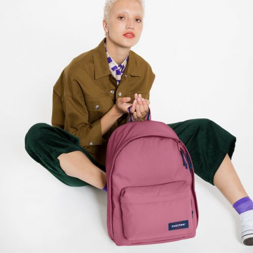 Out Of Office Blakout Salty Backpacks by Eastpak - view 2