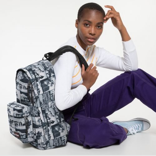 Out Of Office Pix BW Backpacks by Eastpak - view 2