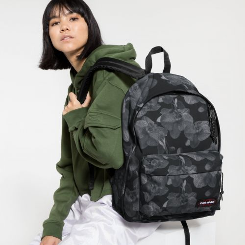 Out Of Office Charming Black Backpacks by Eastpak - view 2