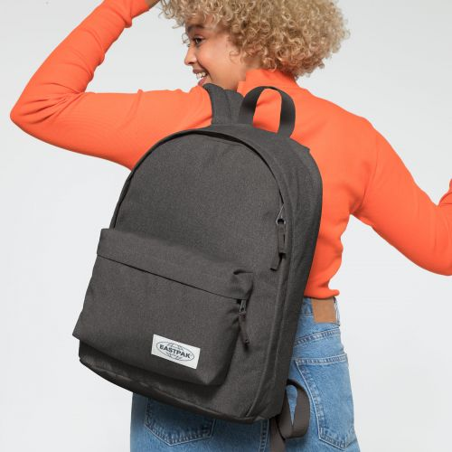 Out Of Office Muted Black Backpacks by Eastpak - view 2