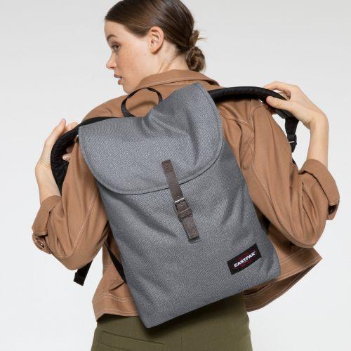 Ciera Melange Print V Backpacks by Eastpak - view 2