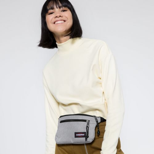 Talky Sunday Grey Accessories by Eastpak - view 2