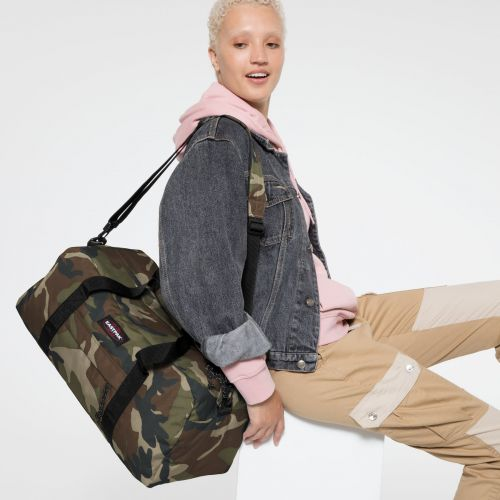 Stand + Camo Luggage by Eastpak - view 2