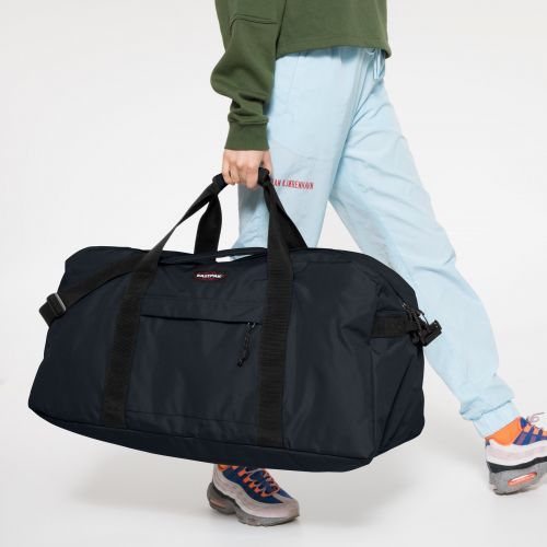 Terminal + Cloud Navy Luggage by Eastpak - view 2