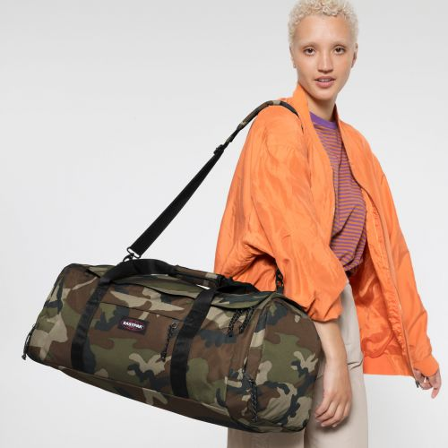 Reader M + Camo Luggage by Eastpak - view 2