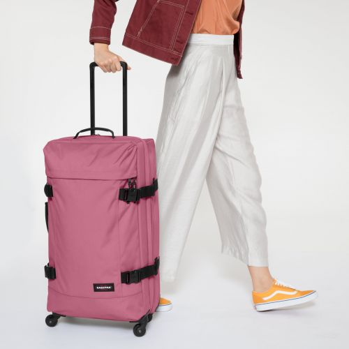 Trans4 L Salty Pink Luggage by Eastpak - view 2