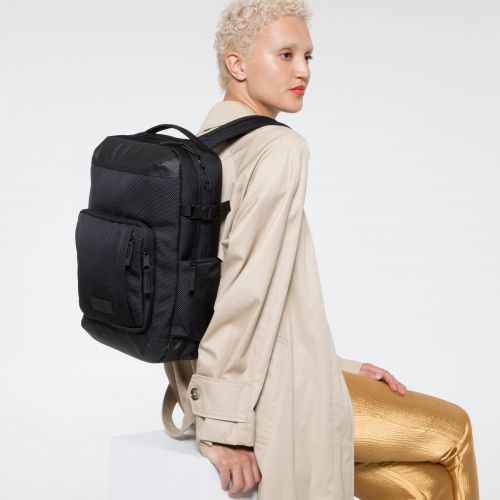 Tecum S CNNCT Coat Backpacks by Eastpak - view 2