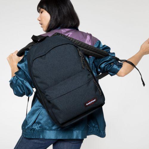 Back To Work Triple Denim Backpacks by Eastpak - view 2