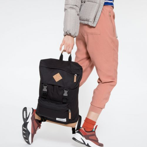 Rowlo Into Black Backpacks by Eastpak - view 2