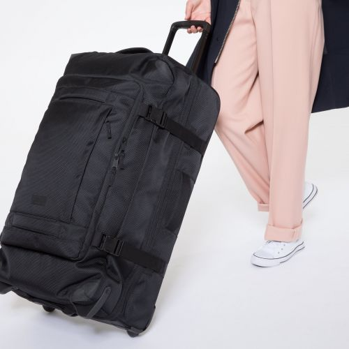 Tranverz CNNCT L Black Luggage by Eastpak - view 2