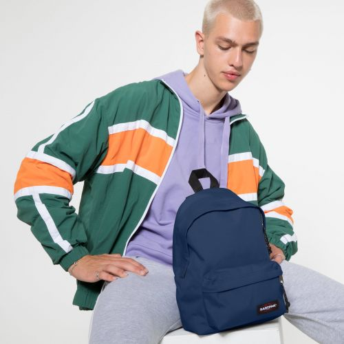 Orbit XS Gulf Blue Backpacks by Eastpak - view 5
