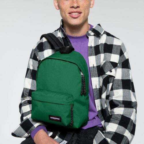 Orbit XS Tortoise Green Backpacks by Eastpak - view 5