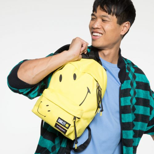 Orbit XS Smiley Big Backpacks by Eastpak - view 5