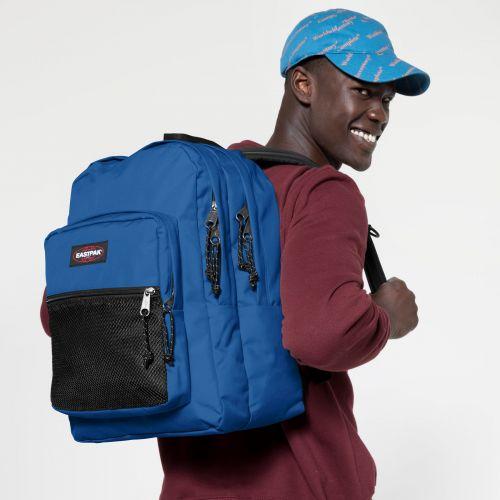 Pinnacle Mediterranean Blue Backpacks by Eastpak - view 5