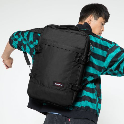Tranzpack Black Backpacks by Eastpak - view 5