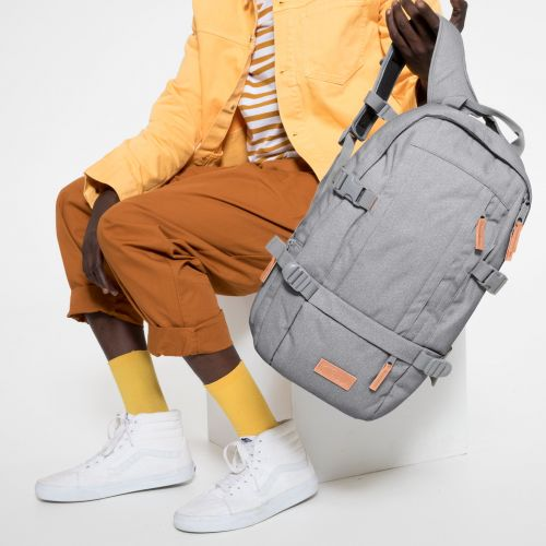 Floid Sunday Grey Backpacks by Eastpak - view 5