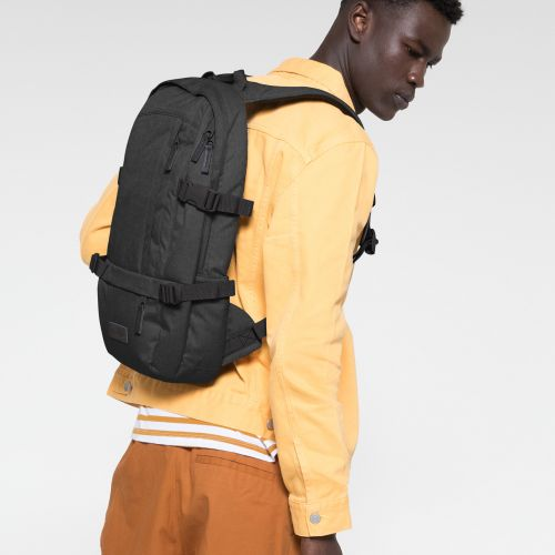 Floid Corlange Grey Backpacks by Eastpak - Front view