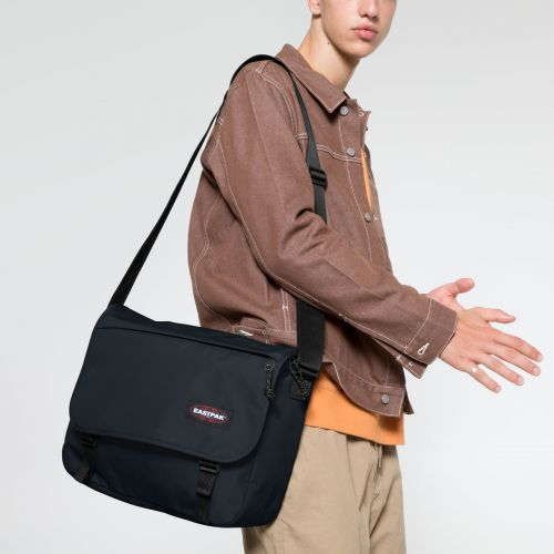 Delegate + Cloud Navy Shoulderbags by Eastpak - view 5