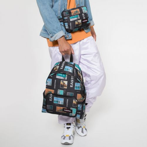 Padded Travell'r Pix Color Backpacks by Eastpak - view 5