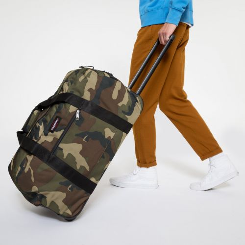 Container 65 + Camo Luggage by Eastpak - view 5