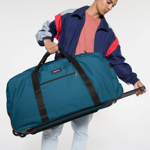 Container 85 + Horizon Blue Luggage by Eastpak - view 5