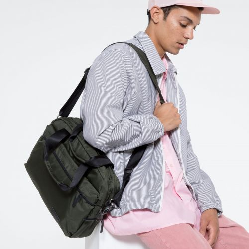 Bartech Constructed Khaki Shoulderbags by Eastpak - view 5
