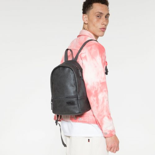 Lucia M Super Fashion Dark Backpacks by Eastpak - view 5