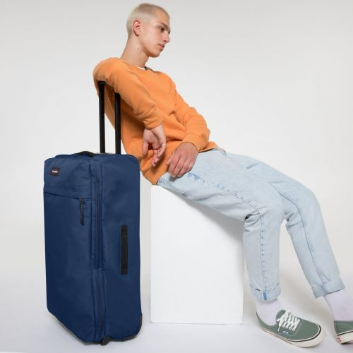 Traf'ik Light M Gulf Blue Luggage by Eastpak - view 5
