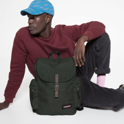 Austin Crafty Moss Backpacks by Eastpak - view 5