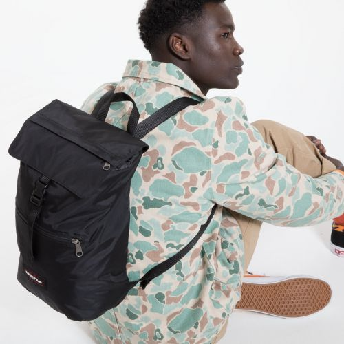Topher Instant Black Backpacks by Eastpak - view 5