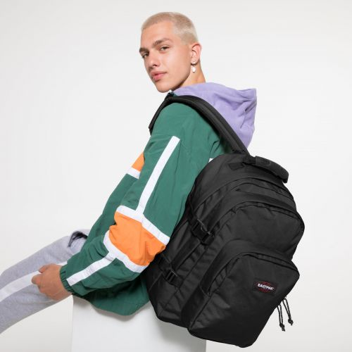 Provider Black Backpacks by Eastpak - view 5