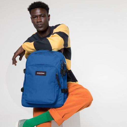 Provider Mediterranean Blue Backpacks by Eastpak - view 5