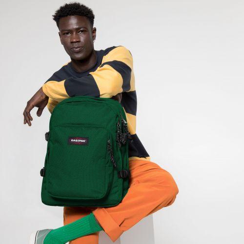 Provider Meshknit Green Backpacks by Eastpak - view 5