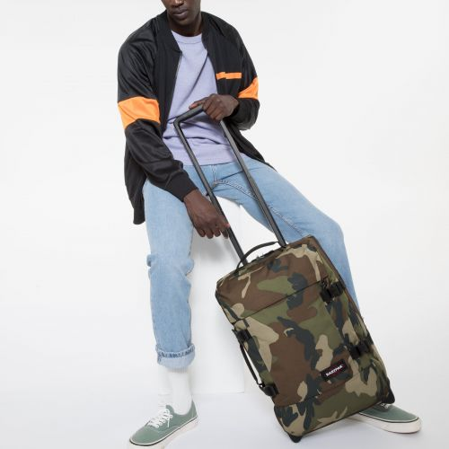 Tranverz S Camo Luggage by Eastpak - view 5