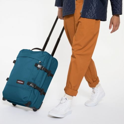 Tranverz S Horizon Blue Luggage by Eastpak - view 5
