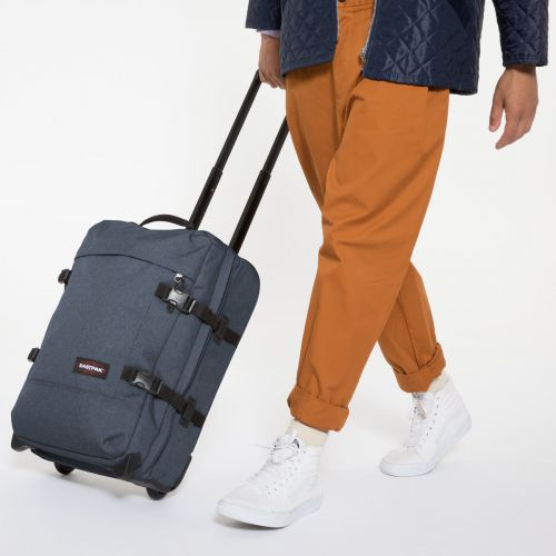 Tranverz S Crafty Jeans Luggage by Eastpak - view 5