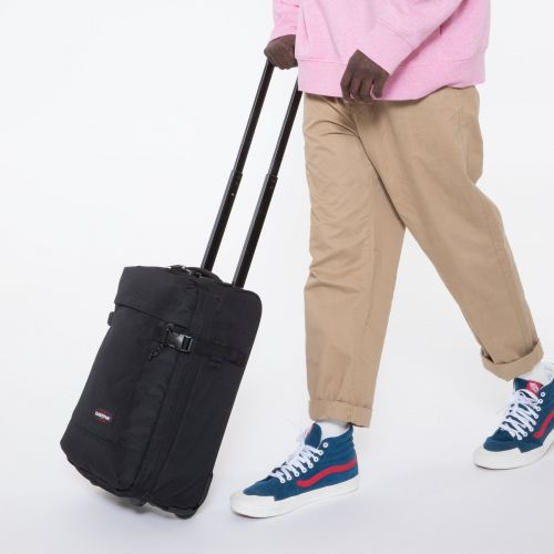 Tranverz S Constructed Black Luggage by Eastpak - view 5