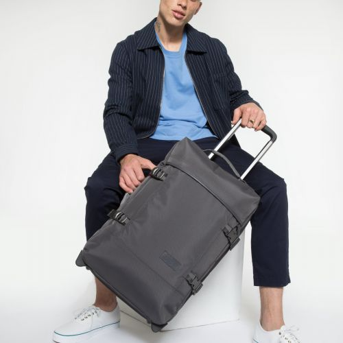 Tranverz S Constructed Mono Metal Luggage by Eastpak - view 5