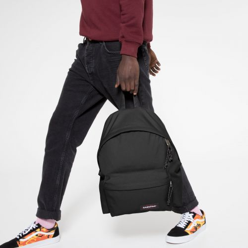 Padded Pak'r® Black Backpacks by Eastpak - view 5