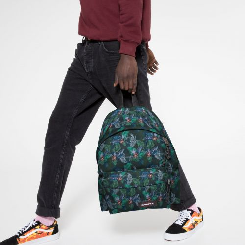 Padded Pak'r® Trippy Green Backpacks by Eastpak - view 5